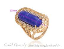 20mm es Luxus gyűrű
