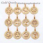 Horoszkóp medál -Szűz