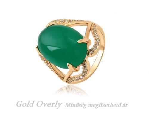 köves Gold Overly gyűrű