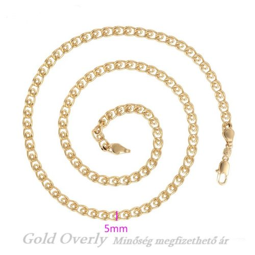 Gold Overly nyaklánc
