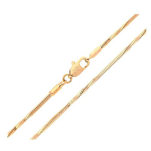 18 k arany színű vékony nyaklánc