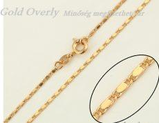 Gold Overly vékony nyaklánc