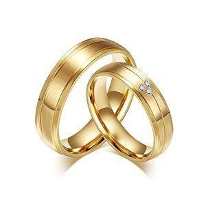 Nemesacél karikagyűrű 18mm es NŐI