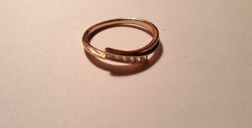 Antiallergén női gyűrű 21