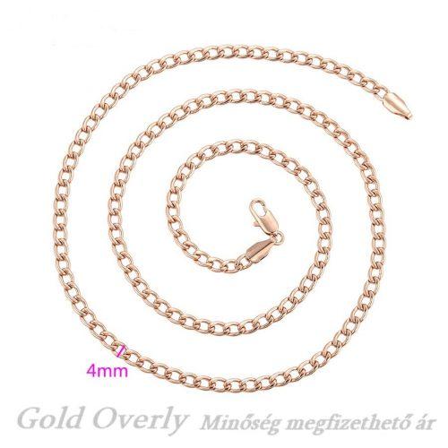 Rose Gold nyaklánc UNISEX