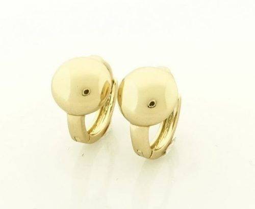 Gold Overly fülbevaló