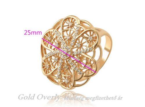 Antiallergén Gyűrű 58 méret