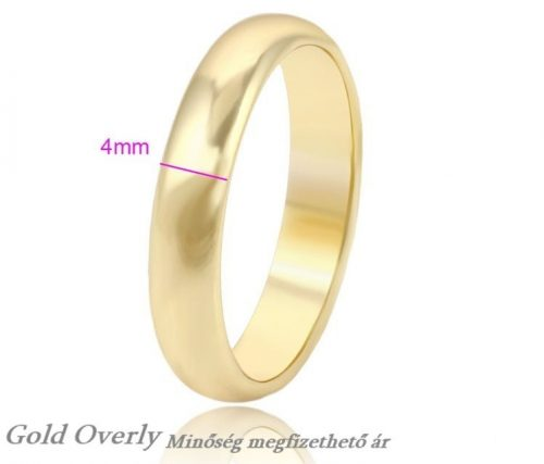 Karikagyűrű 22 mm es antiallergén