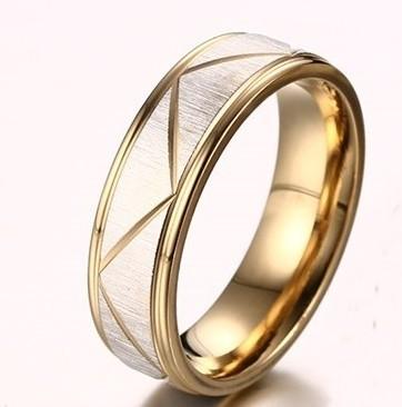 Nemesacél karikagyűrű 16