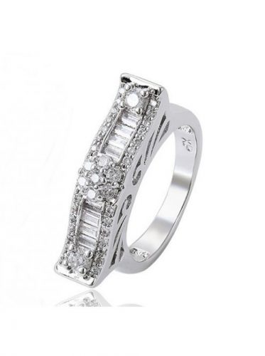 Antiallergén női gyűrű  56 os méret