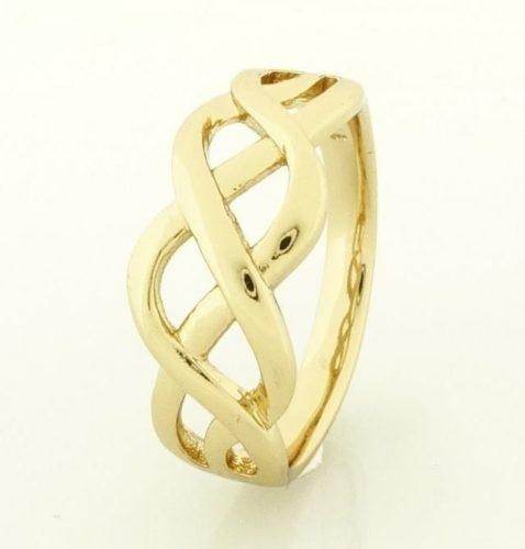 17 mm es belső átmérőjű női gyűrű