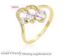 Gyűrű 53 as méret
