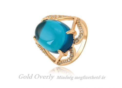 Gold Overly gyűrű