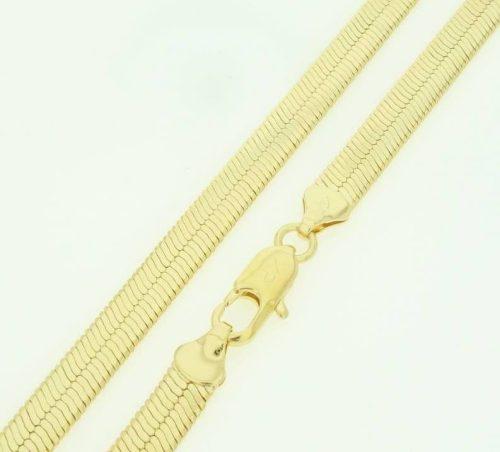 Minőségi antiallergén nyaklánc Gold Overly