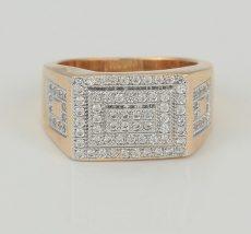 Pecsétgyűrű 59 es méret